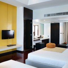 Отель Z Through By The Zign 5* Номер Делюкс с 2 отдельными кроватями