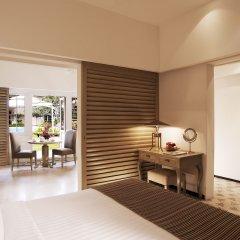 Goodwood Park Hotel 4* Люкс с различными типами кроватей