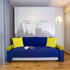 Отель Adagio access München City Olympiapark 3* Студия с различными типами кроватей