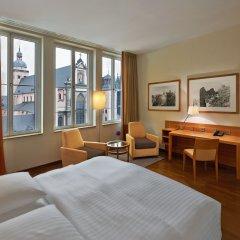 Отель Hilton Cologne 4* Стандартный номер разные типы кроватей фото 12