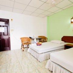 Отель Sananwan Palace 3* Улучшенный номер с 2 отдельными кроватями