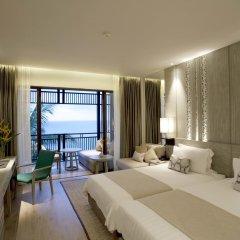Отель Pullman Phuket Arcadia Naithon Beach 5* Номер Делюкс с различными типами кроватей фото 5