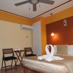 Отель Boutique Casa Mallorca Мексика, Канкун - отзывы, цены и фото номеров - забронировать отель Boutique Casa Mallorca онлайн вид из номера фото 3