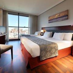 Hotel Vía Castellana 4* Стандартный номер с различными типами кроватей