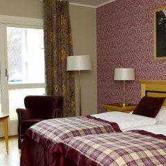 Fretheim Hotel 4* Улучшенный номер с различными типами кроватей