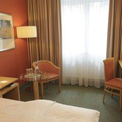 Upstalsboom Hotel Friedrichshain 4* Стандартный номер с различными типами кроватей фото 2