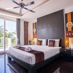 Отель Hollywood Pool Villa Jomtien Pattaya 4* Вилла с различными типами кроватей