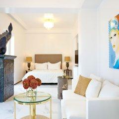 Отель Grecotel Pallas Athena Люкс с различными типами кроватей