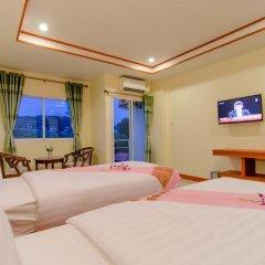 Отель Phaithong Sotel Resort комната для гостей фото 8