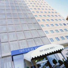 Отель Tryp Madrid Chamartin Испания, Мадрид - 1 отзыв об отеле, цены и фото номеров - забронировать отель Tryp Madrid Chamartin онлайн спортивное сооружение