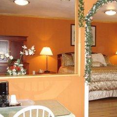 Отель Coast Inn and Spa Fort Bragg интерьер отеля фото 3