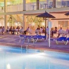 Hi Palmanova Hotel бассейн