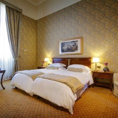 Grand Hotel Villa Igiea Palermo MGallery by Sofitel 5* Улучшенный номер с разными типами кроватей