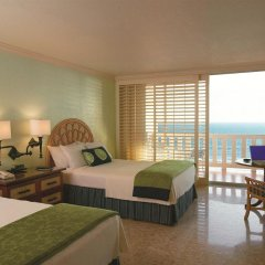 Отель The Fairmont Acapulco Princess комната для гостей фото 2