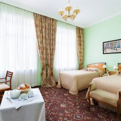 Гостиница Марко Поло Пресня комната для гостей фото 2