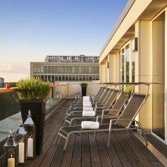 Hotel Vier Jahreszeiten Kempinski München бассейн на крыше