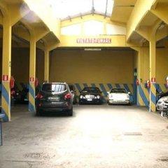 Best Western Hotel Mondial парковка