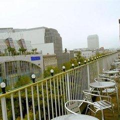 Отель Boulevard Berlin Германия, Берлин - отзывы, цены и фото номеров - забронировать отель Boulevard Berlin онлайн балкон