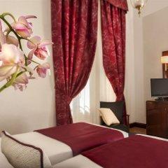 Отель Nord Nuova Roma 3* Стандартный номер с различными типами кроватей фото 4