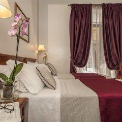 Отель Nord Nuova Roma 3* Стандартный номер с различными типами кроватей фото 10