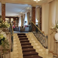 Отель Sofitel Rome Villa Borghese лобби лаундж