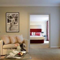 Отель Sofitel Rome Villa Borghese гостиная фото 2