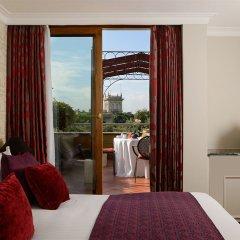 Отель Sofitel Rome Villa Borghese комната для гостей фото 7