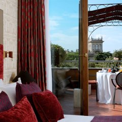 Отель Sofitel Rome Villa Borghese в номере