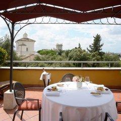 Отель Sofitel Rome Villa Borghese в номере фото 3
