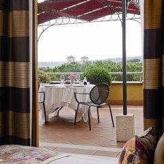 Отель Sofitel Rome Villa Borghese терраса/патио