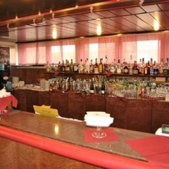 Cristal Hotel Лечче гостиничный бар