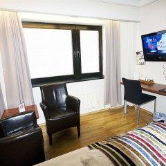 Отель Hotell Neptun Haugesund Норвегия, Гаугесунн - отзывы, цены и фото номеров - забронировать отель Hotell Neptun Haugesund онлайн удобства в номере фото 2