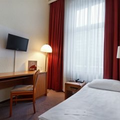 AZIMUT Hotel Kurfuerstendamm Berlin комната для гостей фото 2