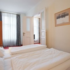 AZIMUT Hotel Kurfuerstendamm Berlin комната для гостей