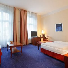 AZIMUT Hotel Kurfuerstendamm Berlin комната для гостей фото 3