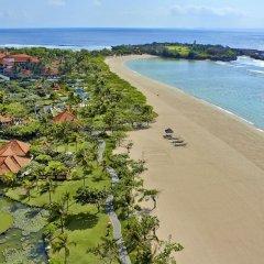 Отель Grand Hyatt Bali вид на пляж/океан