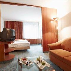 Steigenberger Airport Hotel комната для гостей фото 3