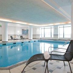 Отель Hilton Paris Charles De Gaulle Airport бассейн фото 4