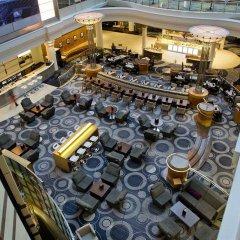 Отель Hilton Paris Charles De Gaulle Airport гостиничный бар