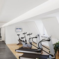 Eden Hotel Wolff фитнесс-зал