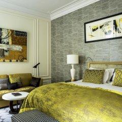 Отель Sofitel Paris Le Faubourg комната для гостей фото 3