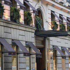 Отель Sofitel Paris Le Faubourg вид на фасад фото 2