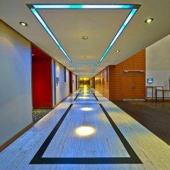 Отель Hilton Düsseldorf коридор