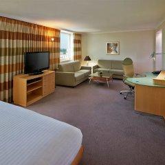 Отель Hilton Düsseldorf жилая площадь
