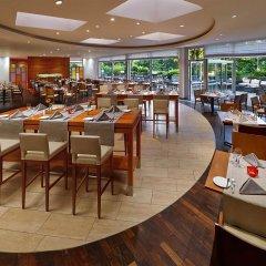 Отель Hilton Düsseldorf ресторан