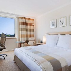 Отель Hilton Düsseldorf комната для гостей фото 4