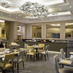 Отель Hôtel California Champs Elysées место для завтрака