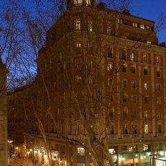 Отель Le Meridien Barcelona вид на фасад фото 3