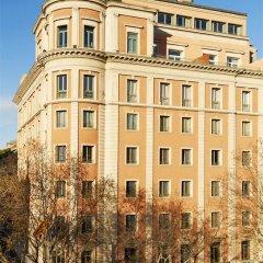 Отель Le Meridien Barcelona вид на фасад фото 2