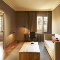 Отель Le Meridien Barcelona комната для гостей